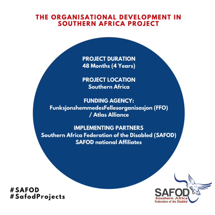 The Organisational Development in Southern Africa Project
